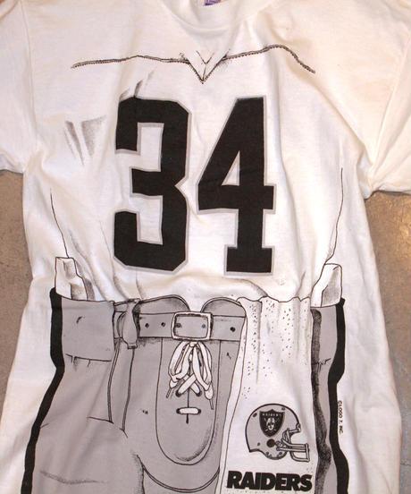 deadstock:NFL Los Angeles Raiders Tee