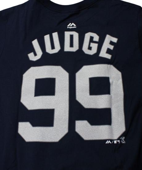 Majestic NYY Aaron Judge TEE  #99  ③