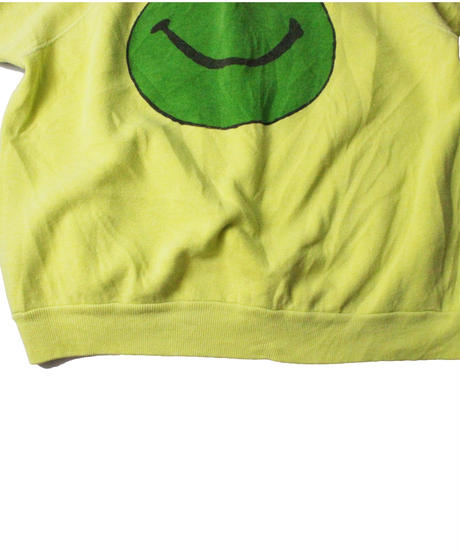 COPY CAT   -  OLD SHORT SLEEVE SWAET SMILE YELLOW - size ASORT