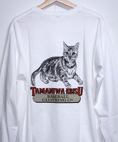 TAMANIWA: PLAYER  ANIMAL Pocket Long T