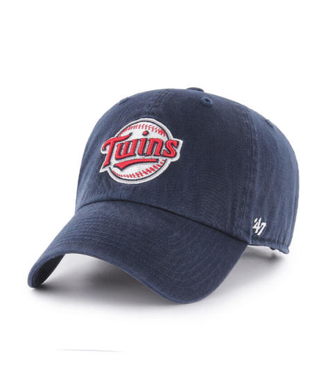 '47:CLEAN UP - TEAM LOGO CAP #2