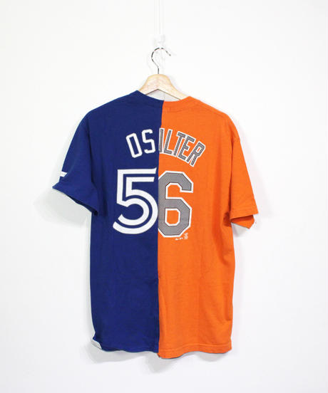 TAMANIWA:MLB half remake tee  #59 #60  #61