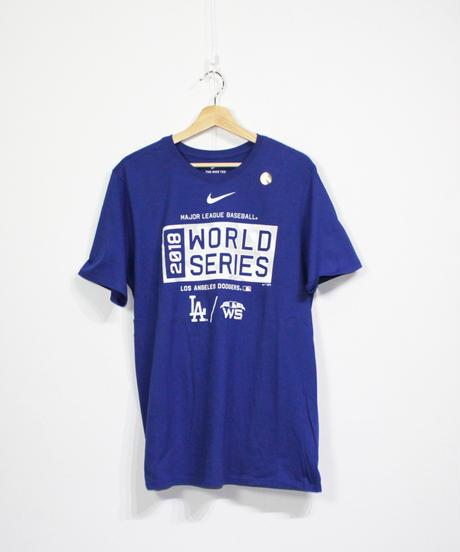 NIKE: Los Angeles Dodgers 2018 WS Tee