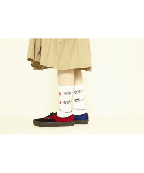 ROSTER SOX:JAPAN SOCKS