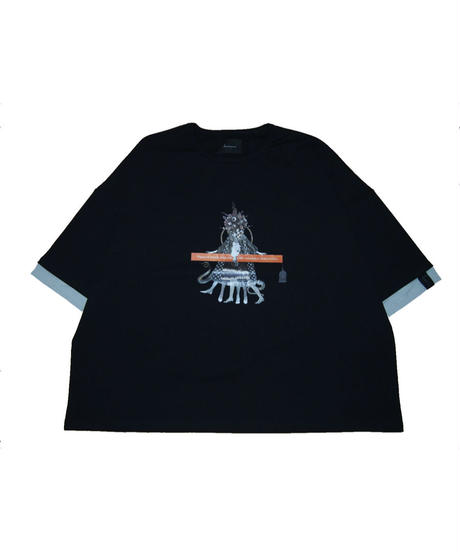 Design Print Tee[Type-B]【HP20-T01B】