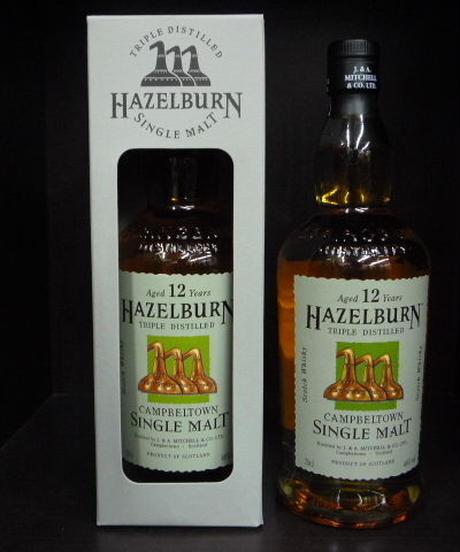 ヘーゼルバーン・12年 700ml