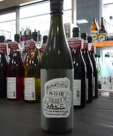 東鶴 純米生 ワイン酵母仕込み  720ml