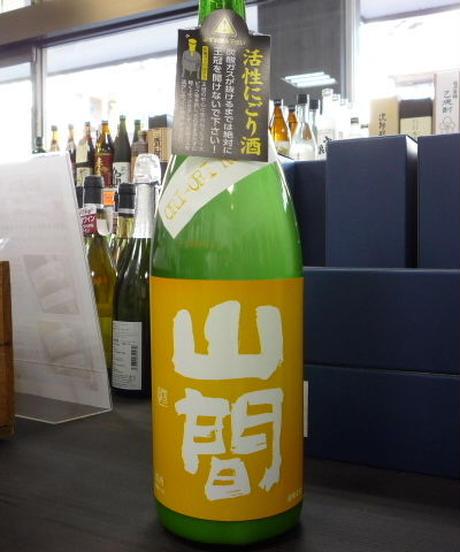 <開栓注意>山間3号・ORI-ORI ROCK 特別純米活性にごり酒 1.8L