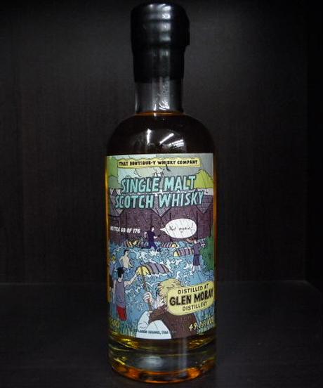 グレンマレイbatch1・ブティックウイスキー 500ml