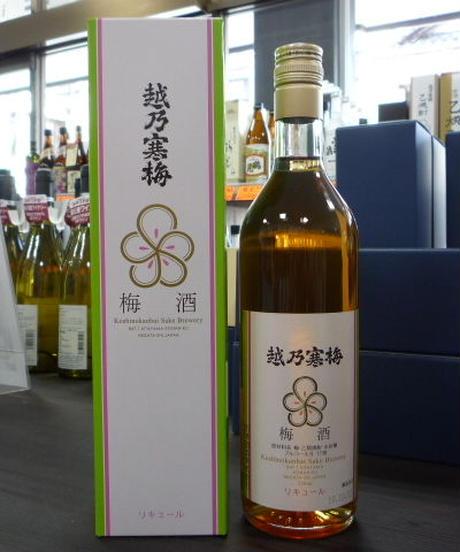 越乃寒梅・梅酒 720ml
