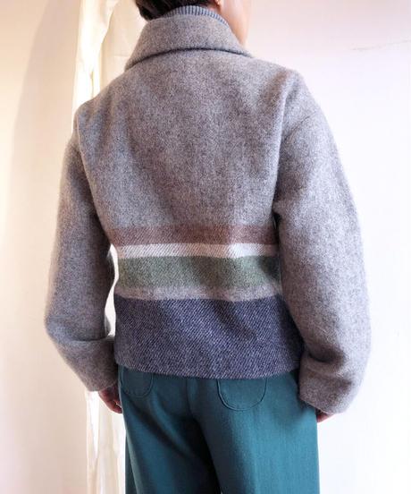 HSSJK012 シルケボーライン入りジャケット