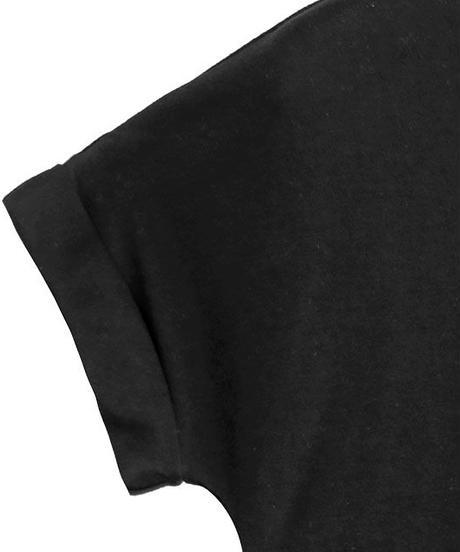 【LISTENFLAVOR】BASICモルフォ刺繍Tee【2113524】