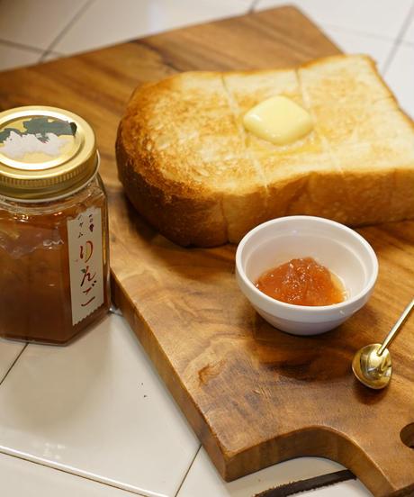 【トーストにぴったり】ふくおかさん家の手作りジャム - りんご
