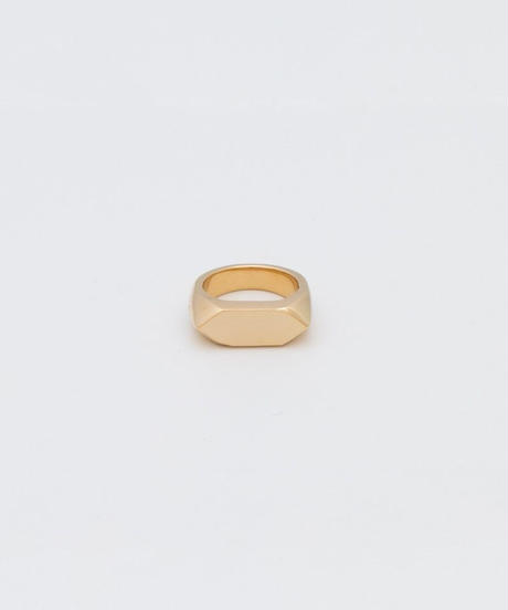 YANTORAS MIX RING  (gold plated)