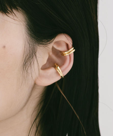 CLASSIC EAR CUFF (gold plated)