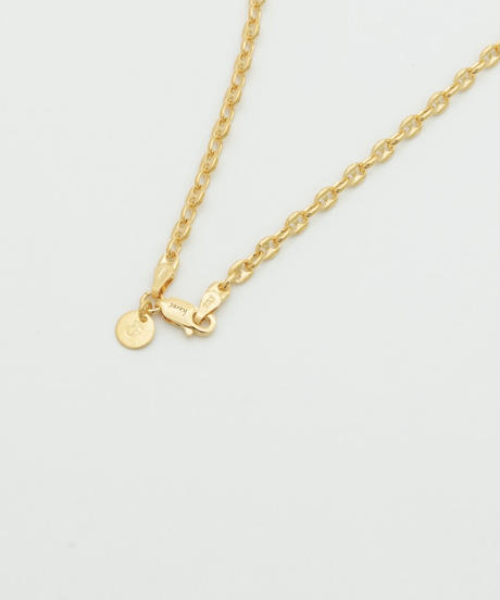 MERLINE NECKLACE 101 (gold plated)