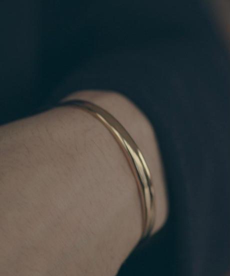 MERLINE BANGL (gold plated)