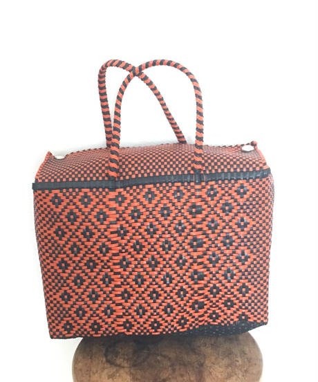 Mexican Plastic Toto bag メキシカン ボストンバッグ