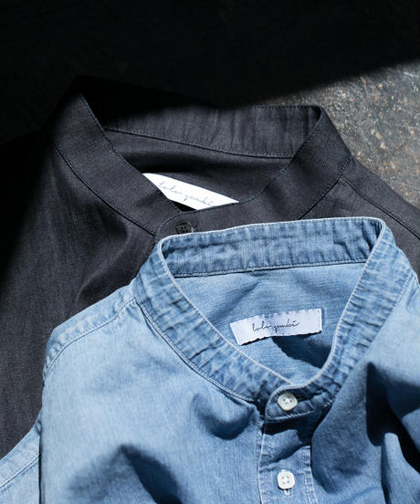LOLO Higashikawa | Denim Shirts