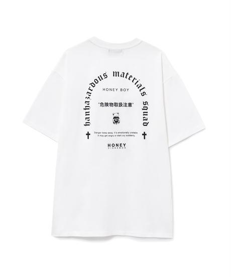 HC213CS0857<unisex> ピストルシナモンTシャツ