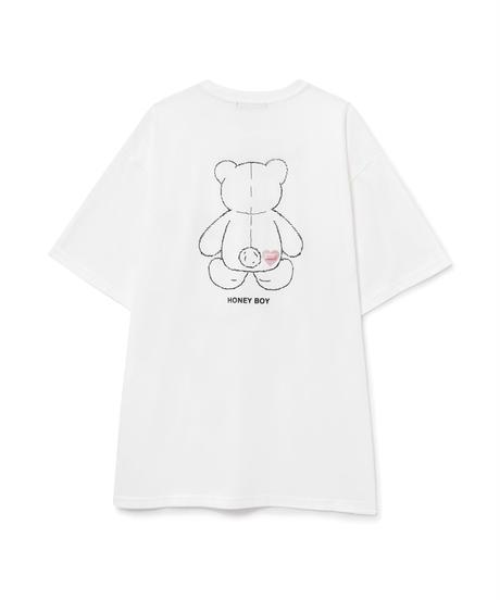 HC213CS0752<unisex> DangerシナモンTシャツ