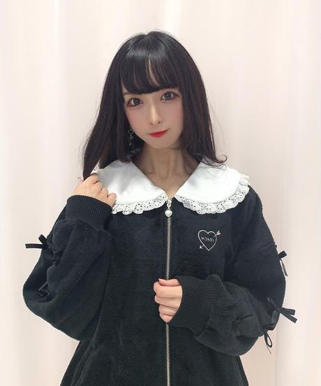 HC214JK1112 【予約】袖リボンハニージャケット