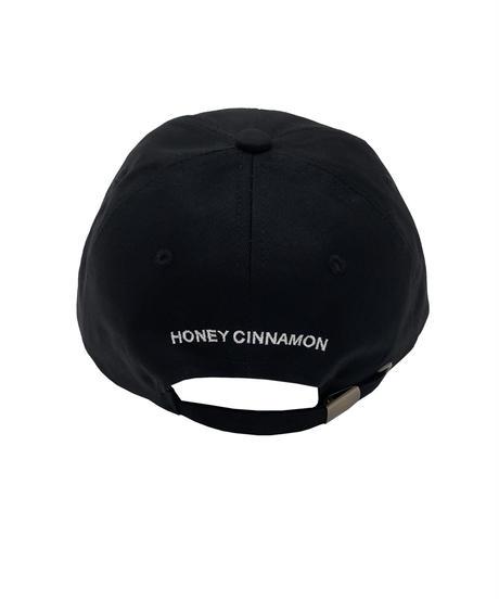 HC212BC0429<unisex> シナモン刺繍ロゴキャップ