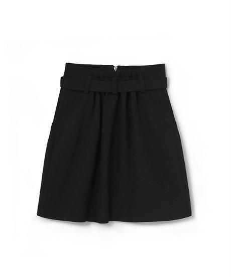 HC213SK0720 センターファスナー台形スカート