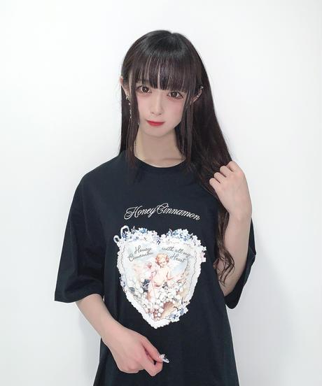 HC213CS0755 Angel heartTシャツ