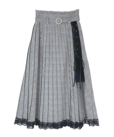 HC211SK0209 プリーツラップスカート