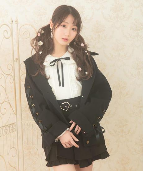HC211TP0102 衿刺繍トップス