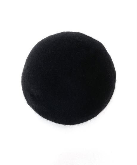 HC213BC0834 ハートロゴ刺繍ベレー帽