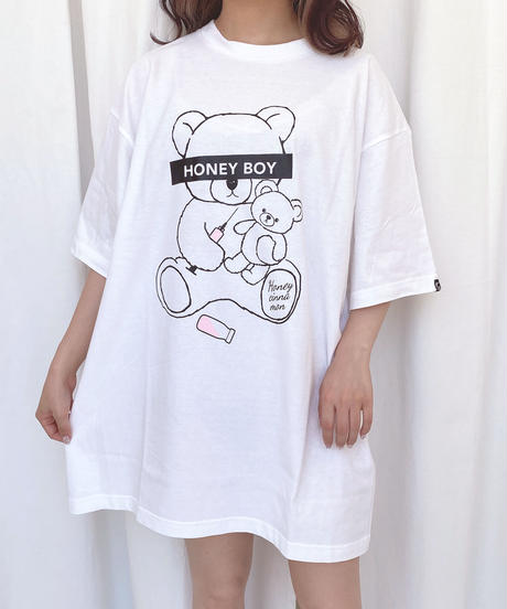 HC203CS0881<unisex> 注射中シナモンTシャツ