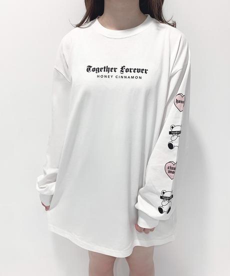HC213CS0861 <unisex>Together ForeverロンT