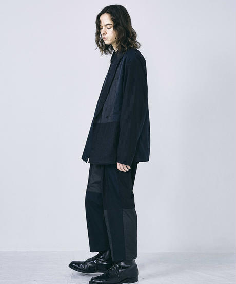TYPE 06 Wide tapered pant
