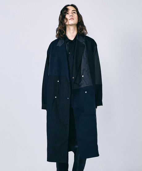 TYPE 01 Double coat