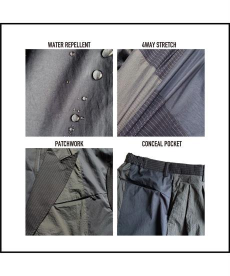 TYPE 04 Open collar short sleeve shirt