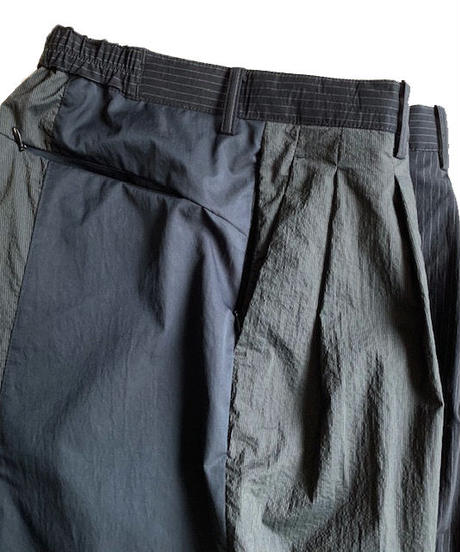 TYPE 05 Elastic wide pant
