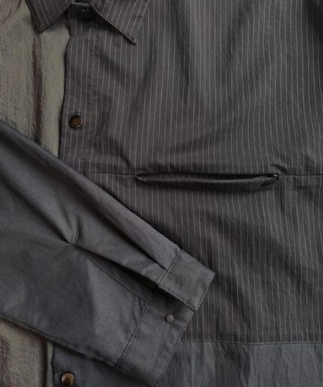 TYPE 03 Open collar shirt