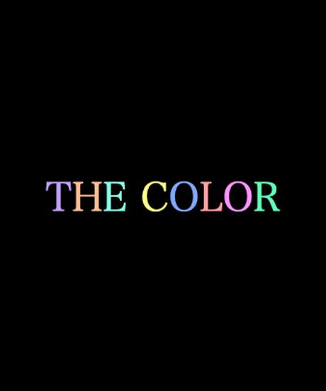 THE COLOR 出演券(ベーシックロゴ ホワイト)