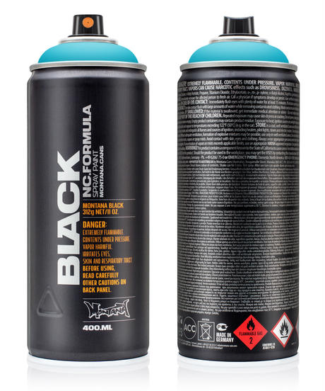 Montana Black 400ml True