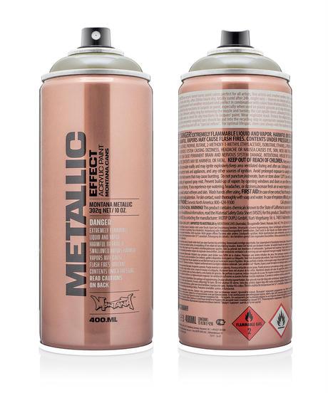 Montana Metallic 400ml