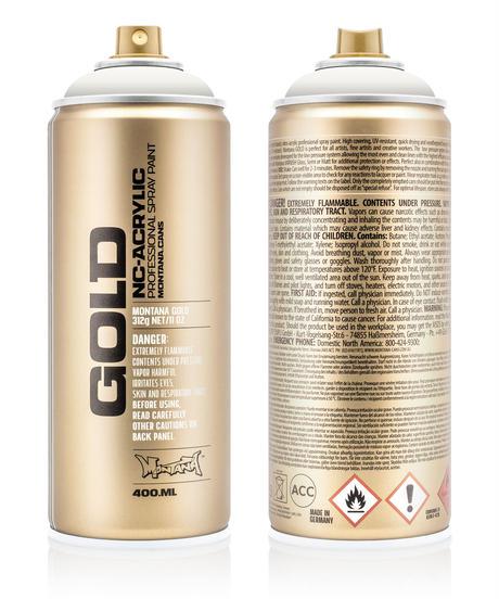 Montana Gold 400ml G-Series