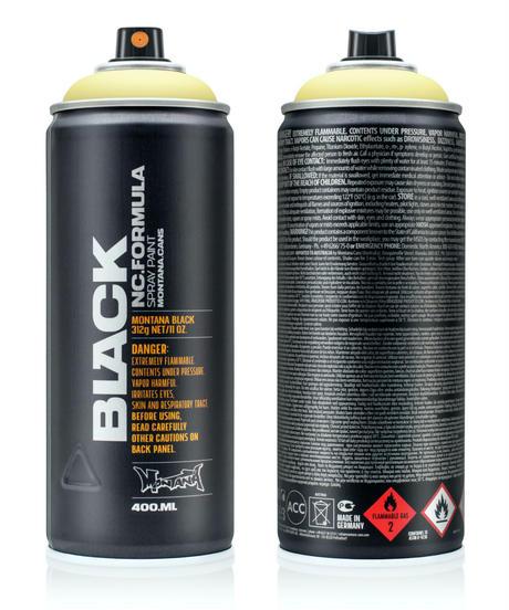Montana Black 400ml B-Series