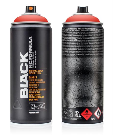 Montana Black 400ml Power