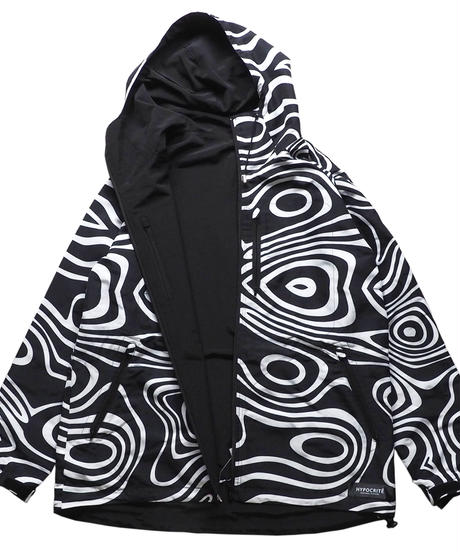 D.O.P REVERSIBLE MOUNTAINHOODY
