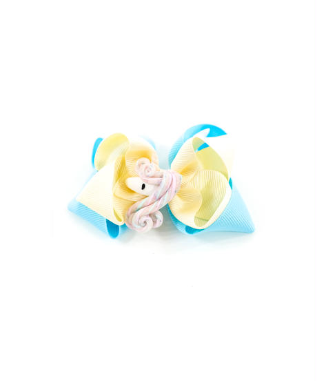 【UNICORN TIFFANYアアクセサリー】可愛い子供用の リボン☆