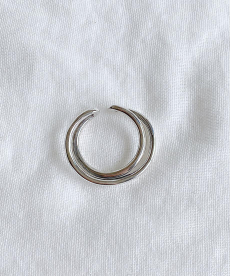 double line ring C206