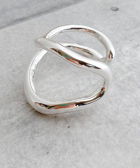 double line bangle J203