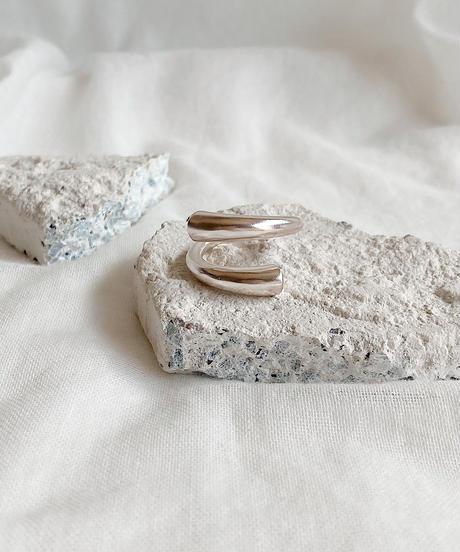 silver ring B106